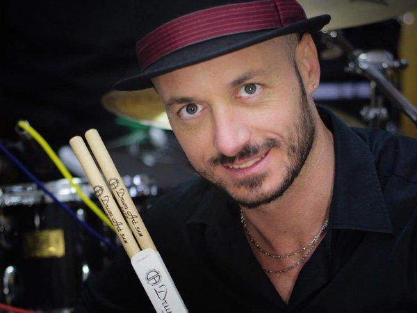 Andrea Cetica Drum Art