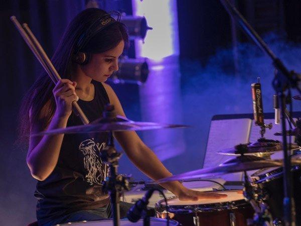 Elena Fratini Drum Art