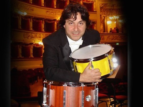 Giuseppe Cacciola Drum Art