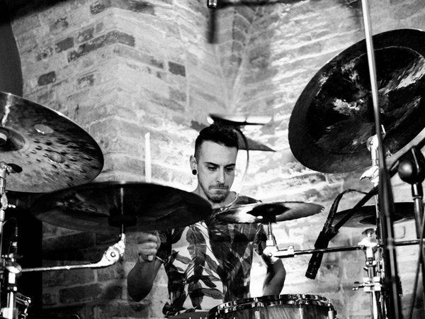 Jacopo Pierazzuoli Drum Art
