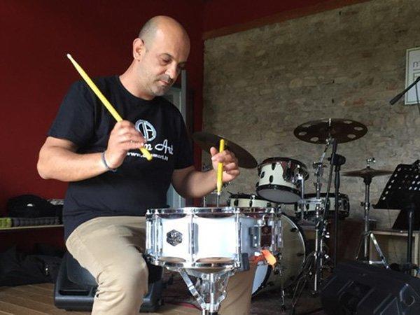 Juri Pecci DrumArt