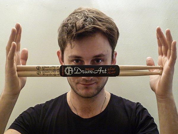 Matteo Pierpaoli Drum Art