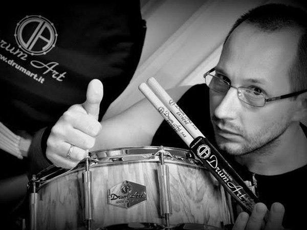 Paolo Bonnet Drum Art