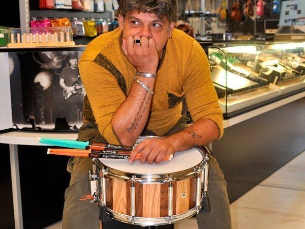 Stefano Battaglia Drum Art
