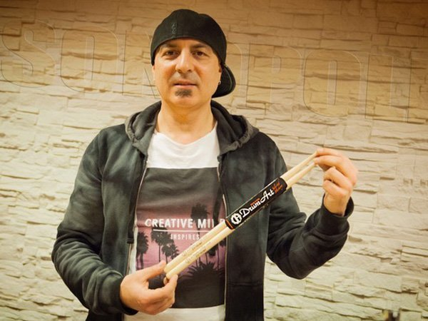 Tony Moffa Drum Art