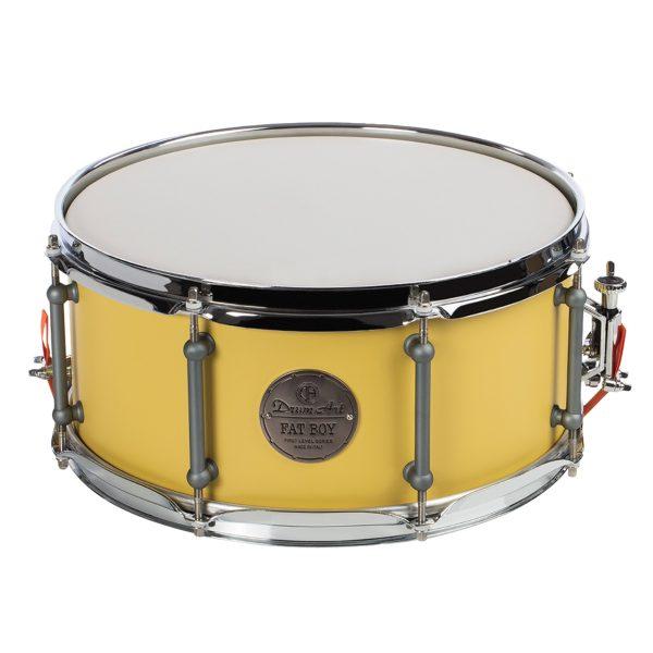 Drum Art Rullante Fat Boy Giallo