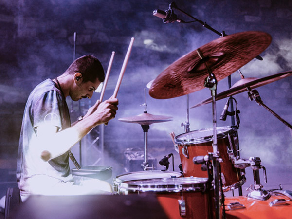 Tommaso Oliveri - Drum Art