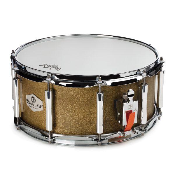 Drum Art Rullante Alluminio Bronze