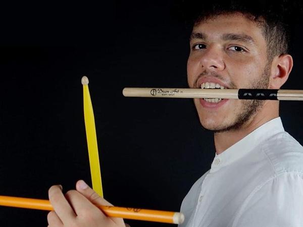 Andrea Schillirò Drum Art